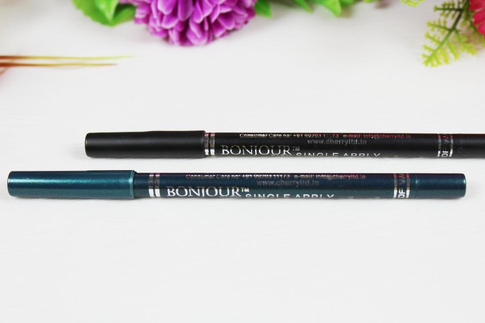 Bonjour Paris Metallic Eye Pencil Review