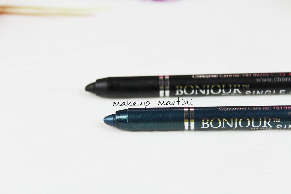 Bonjour Paris Metallic Eye Pencils