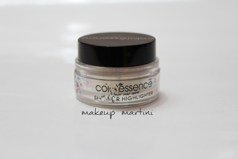 Coloressence Shimmer Highlighter Review