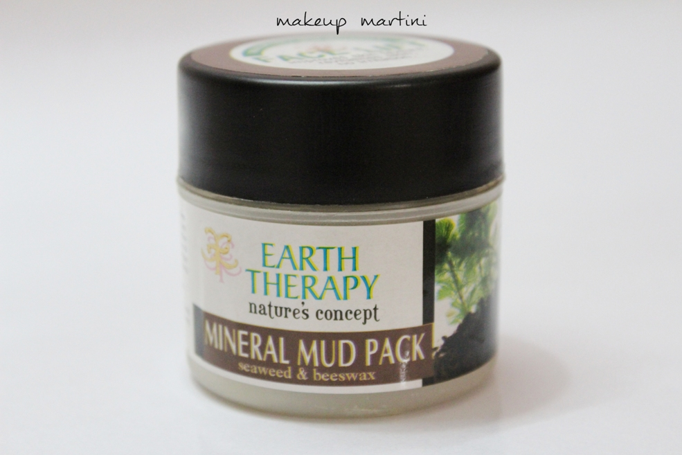 Earth Therapy Mineral Mud Pack Review
