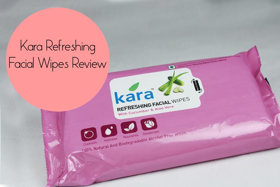 Kara Refreshing Facial Wipes Cucumber Amp Aloe Vera Review