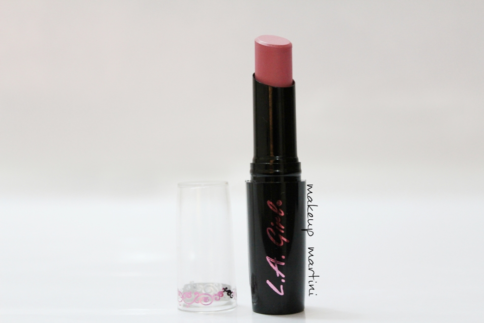LA Girl Luxury Creme Lip Color Endless Kisses