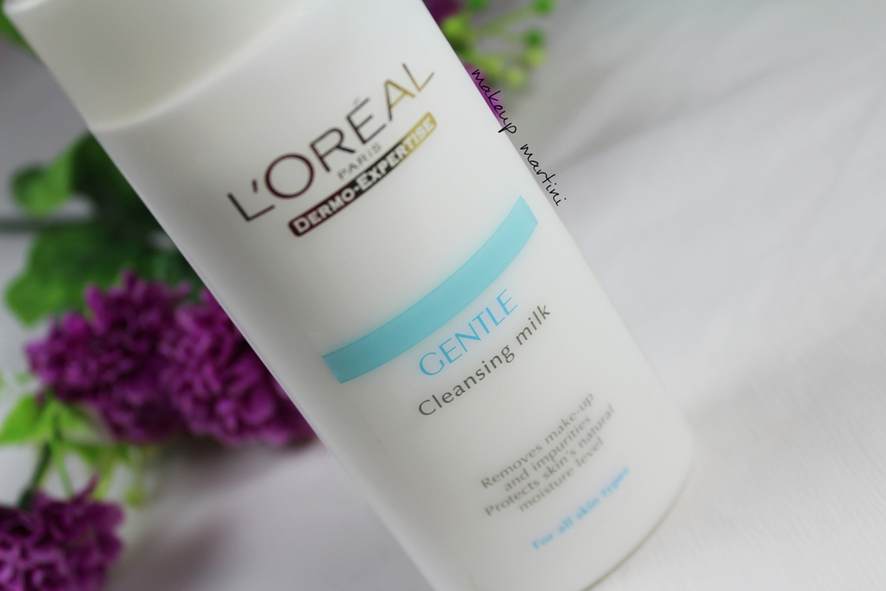 L'Oreal Paris Cleansing Milk