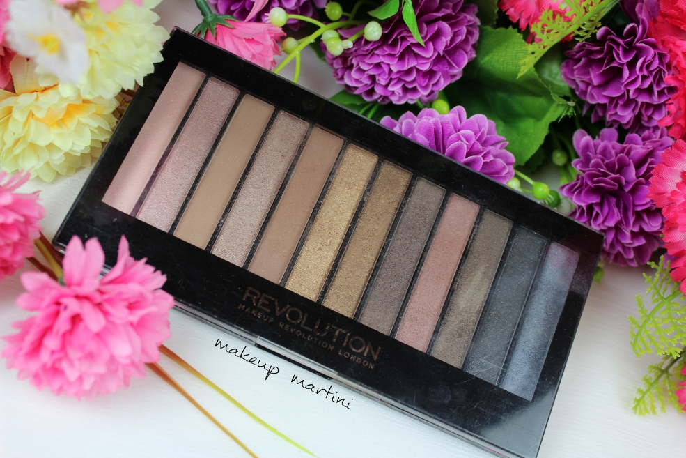 Makeup Revolution Iconic 1 Redemption Palette Review