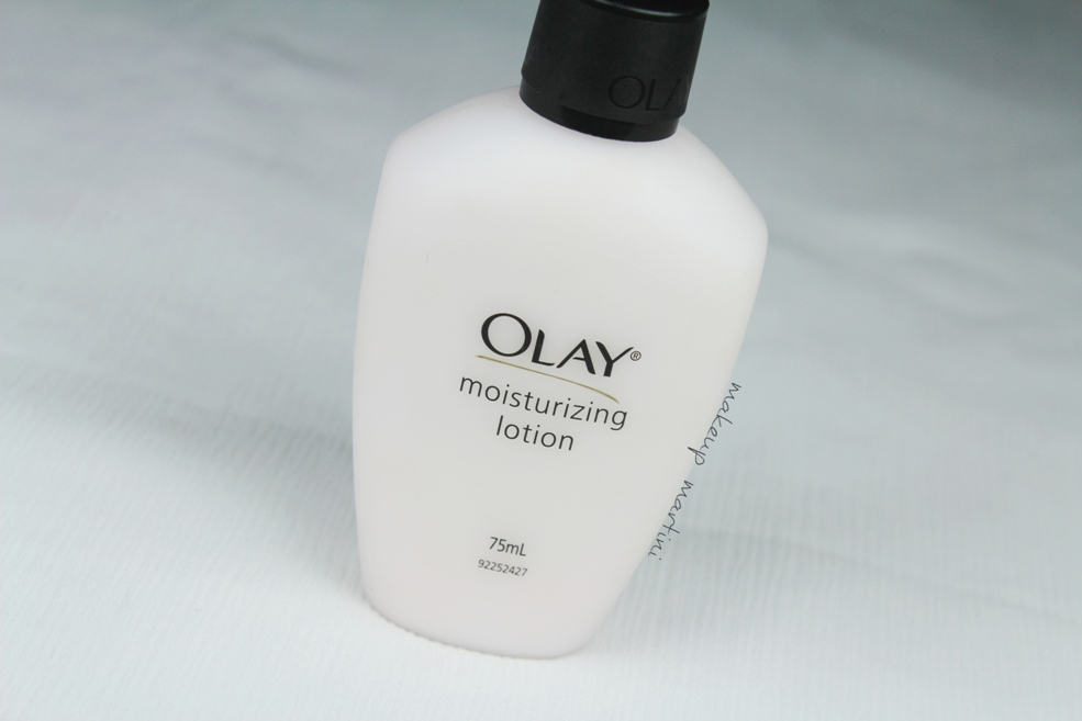 Olay Moisturizing Lotion Review