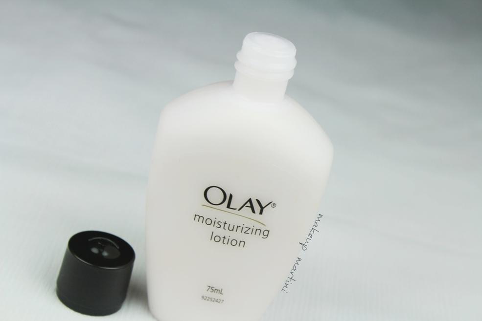 Olay Moisturizing Lotion