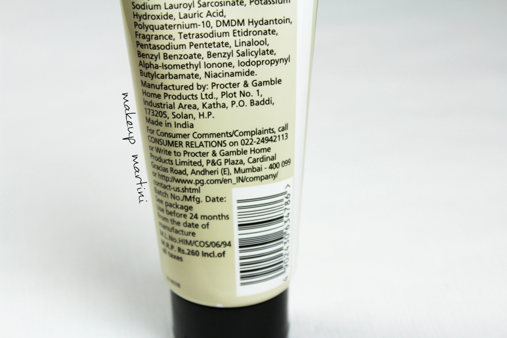 Olay Total Effects Foaming Cleanser Price in India