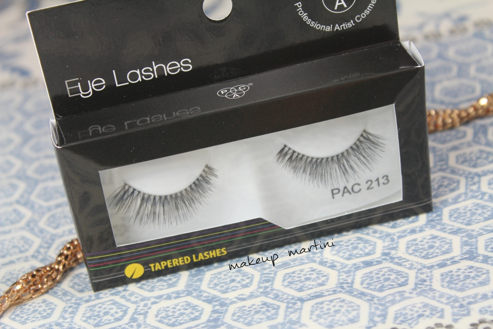 PAC Lashes 213 Review