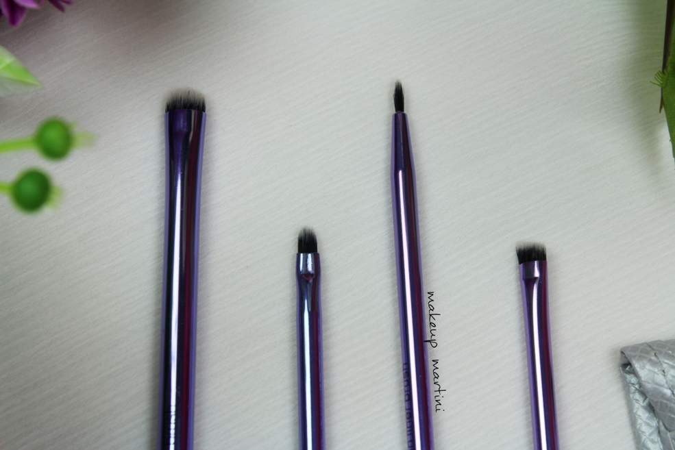 Real Techniques Eyelining Brush Set
