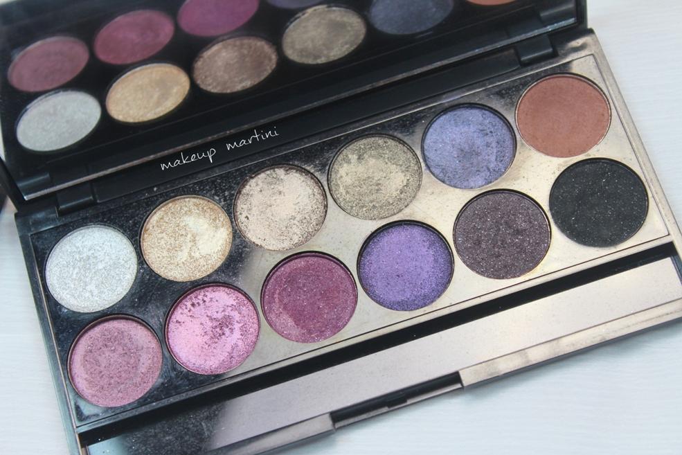 Sleek MakeUP Vintage Romance Palette