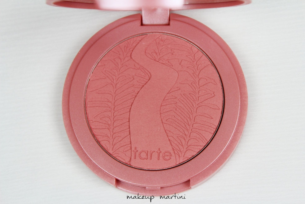 Tarte Pampered Blush Review
