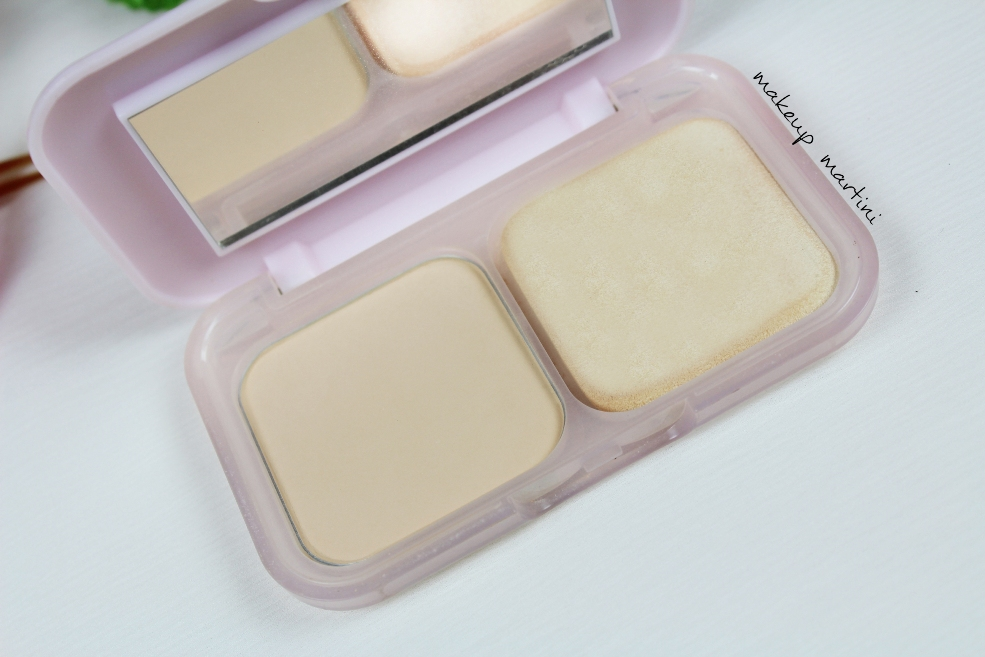 Maybelline Clear Glow 002 Beige Compact