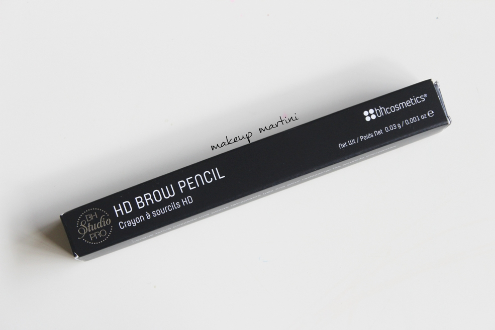 BH Cosmetics HD Brow Pencil Brunette
