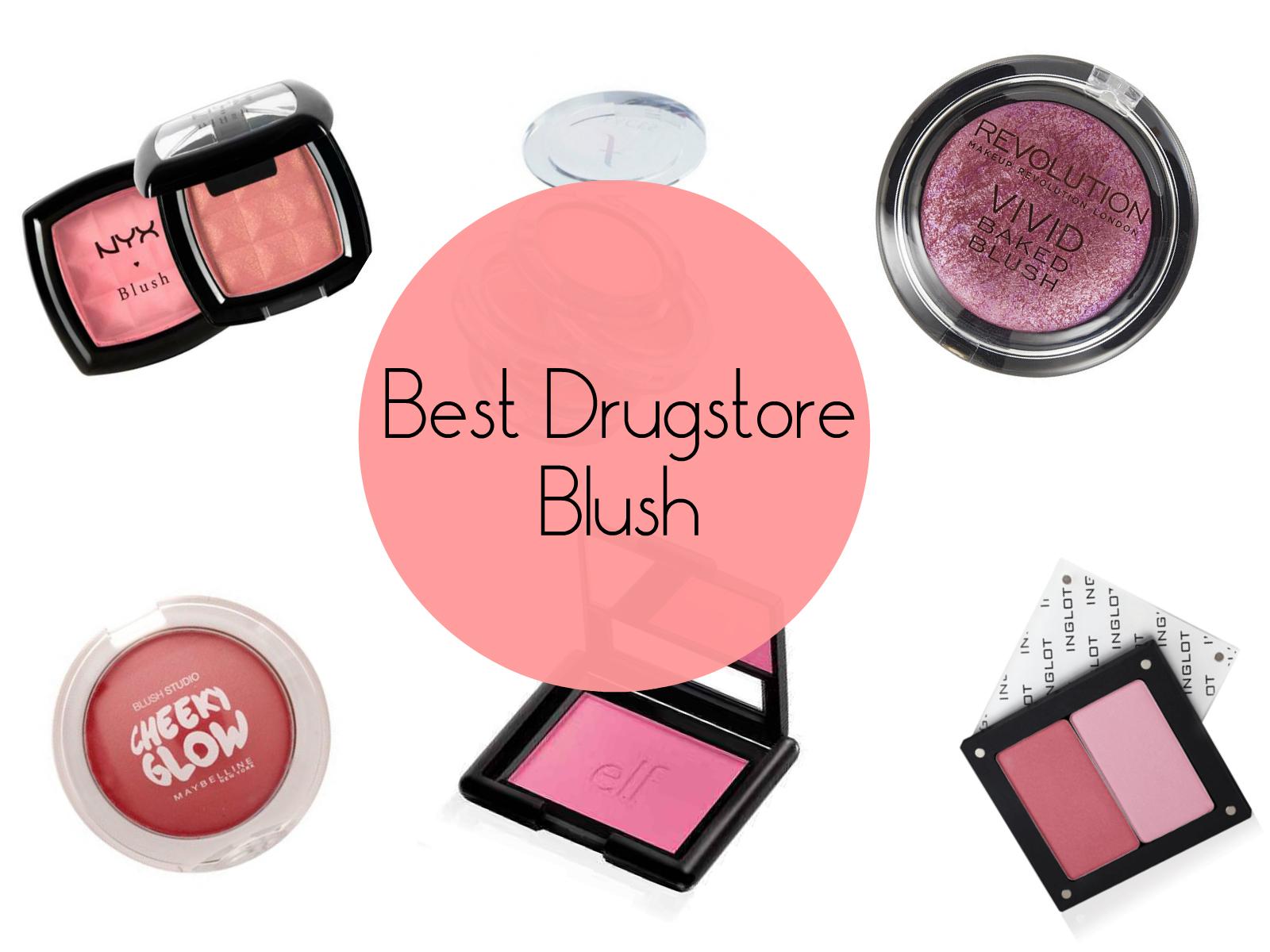 Best Drugstore Blushes