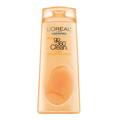 Best Exfoliating Scrubs For Oily Skin And Pores: L'Oreal Paris Go 360 Clean Deep Exfoliating Scrub
