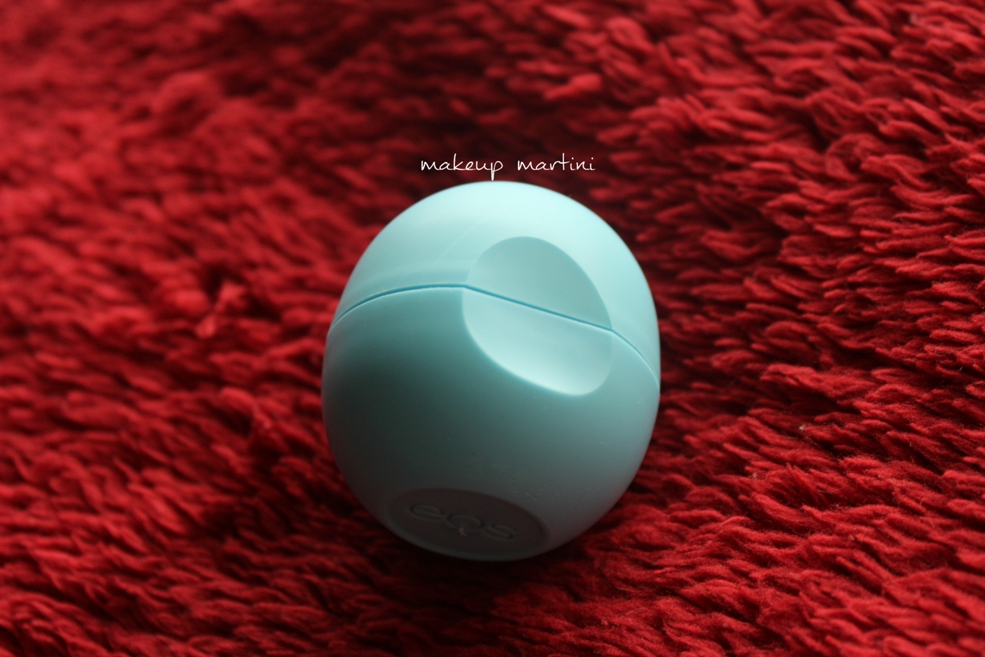 Eos blueberry lip balm