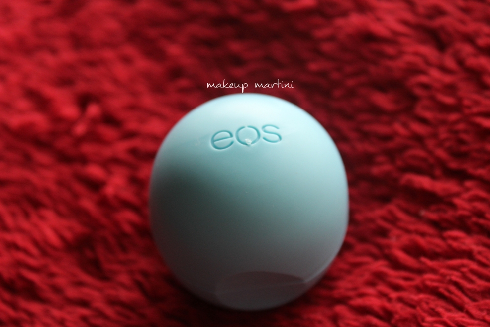 Affordbale Lip Balm- EOS Blueberry Acai Lip Balm