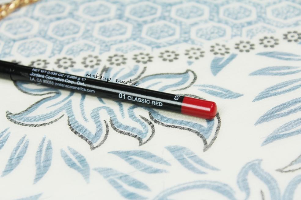 Jordana Lip Liner Review