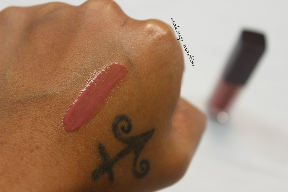 Laura Mercier Blush Lip Glace Swatch