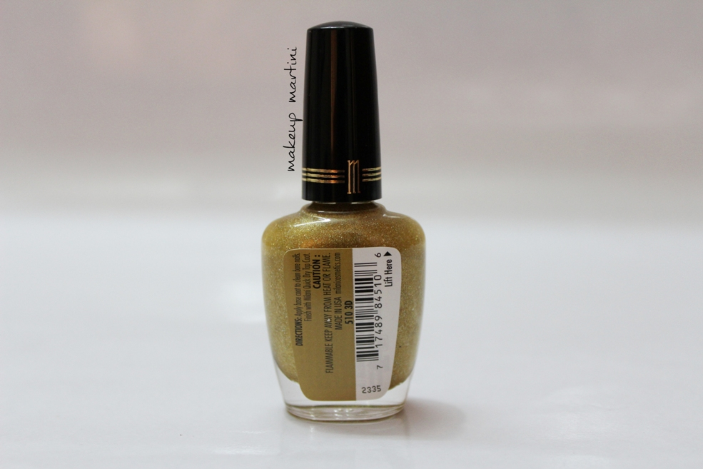 Milani 3D Holographic Nail Lacquer