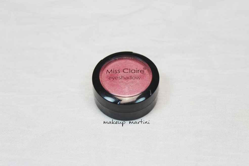 Miss Claire 113 Eyeshadow review