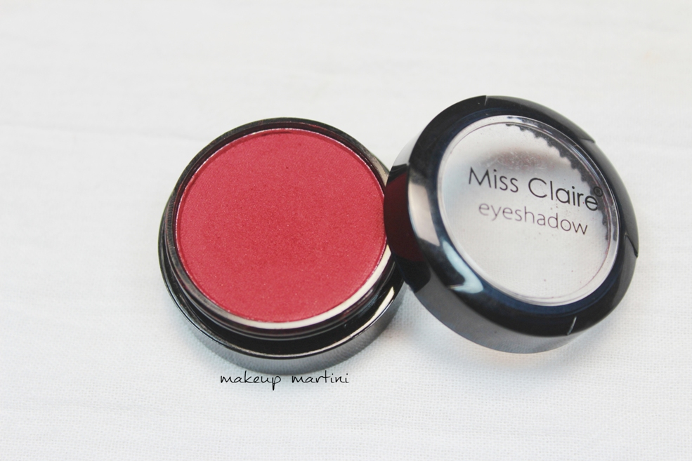 Miss Claire 508 Eyeshadow Review