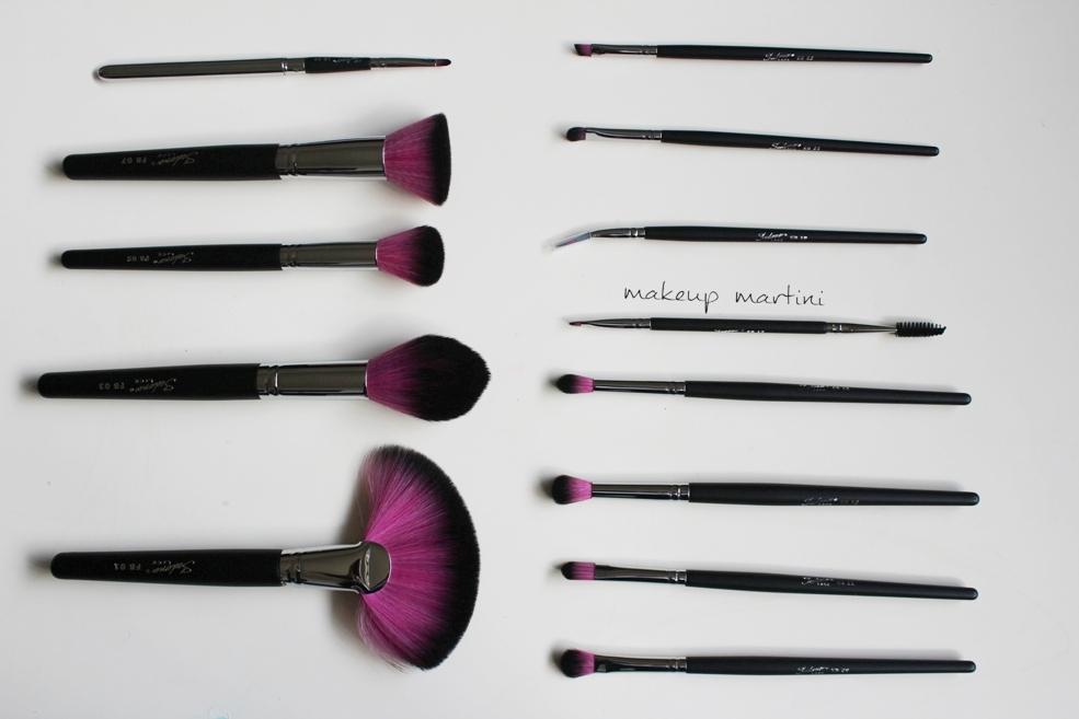 Sedona Lace Vortex Brush Set Review