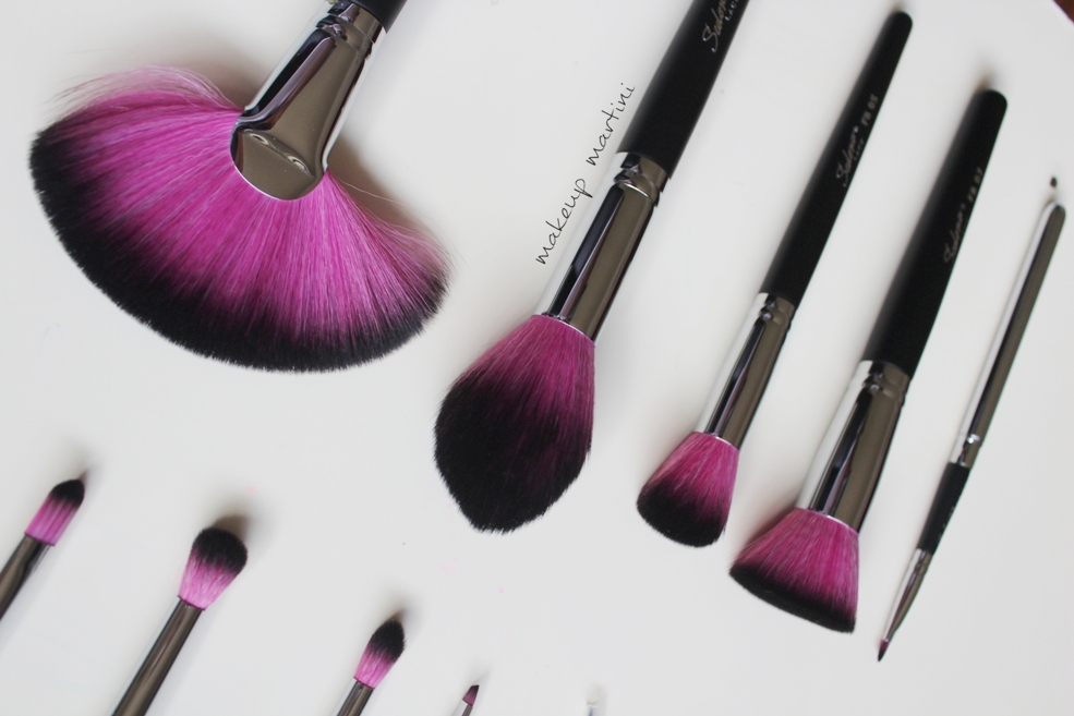 Sedona Lace Brush Set Review