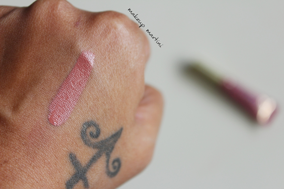 Too Faced Liquid Lipstick Melted Chihuahua Swatch