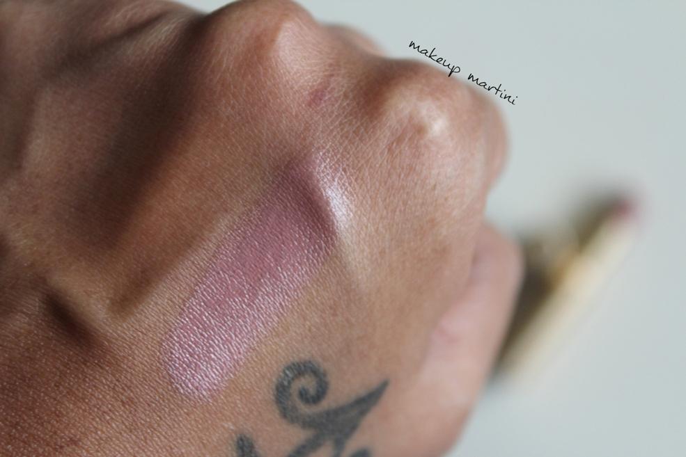 Too Faced La Creme Nude Beach Lipstick Swatch