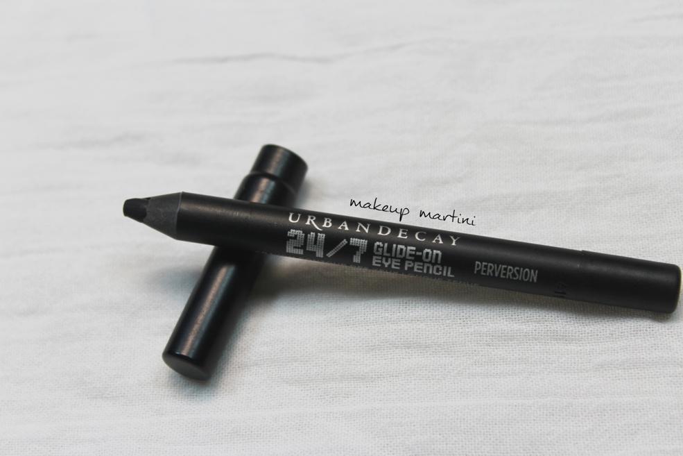 Urban Decay Perversion Eye Pencil Review