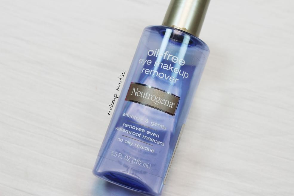 Neutrogena Oil-free Eye Makeup Remover Review U0026 Price U2013 MakeUpMartini