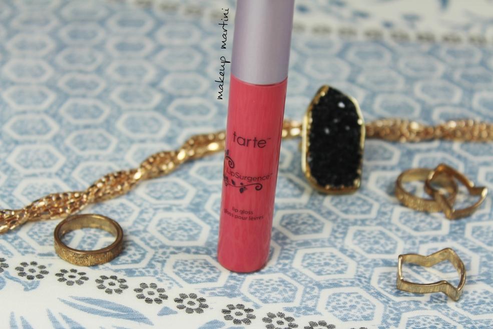 Tarte Indulging Lip Gloss Review