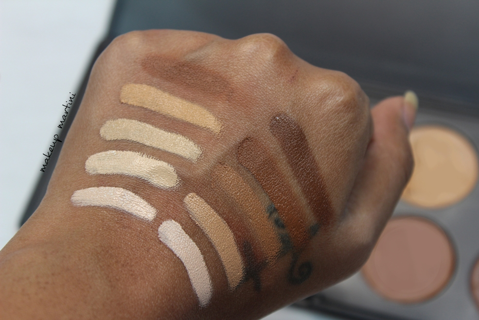 coastal scents camouflage palette swatch
