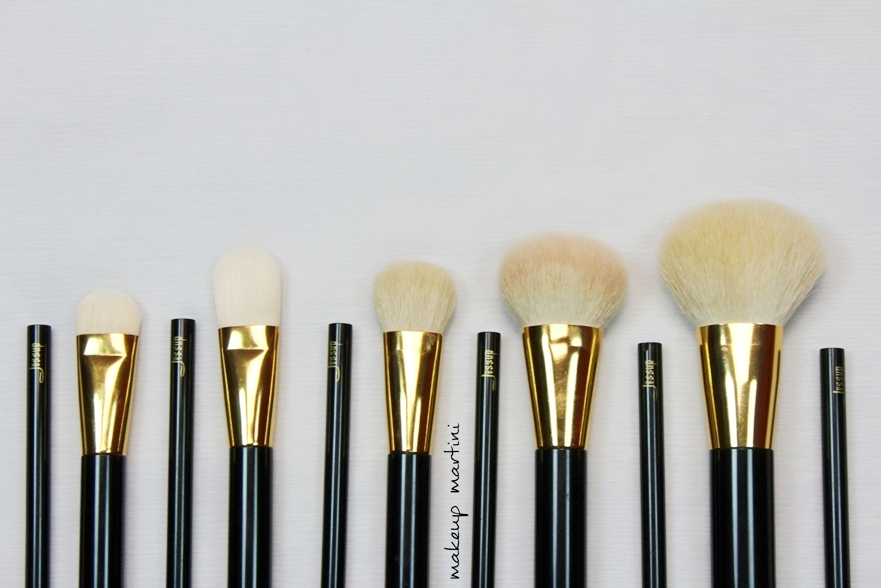 Jessup Brush Set Review