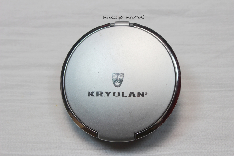 kryolan dual finish powder review