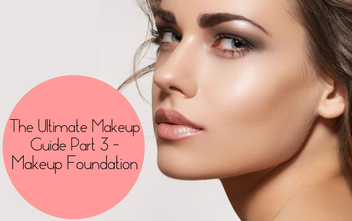 makeup foundation types