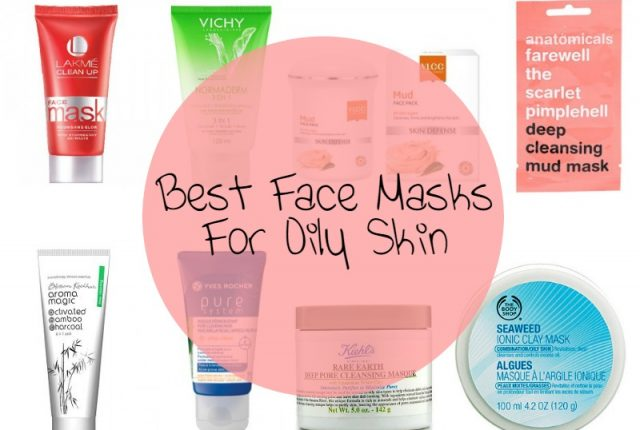 Best Face Masks For Oily Skin Available In India