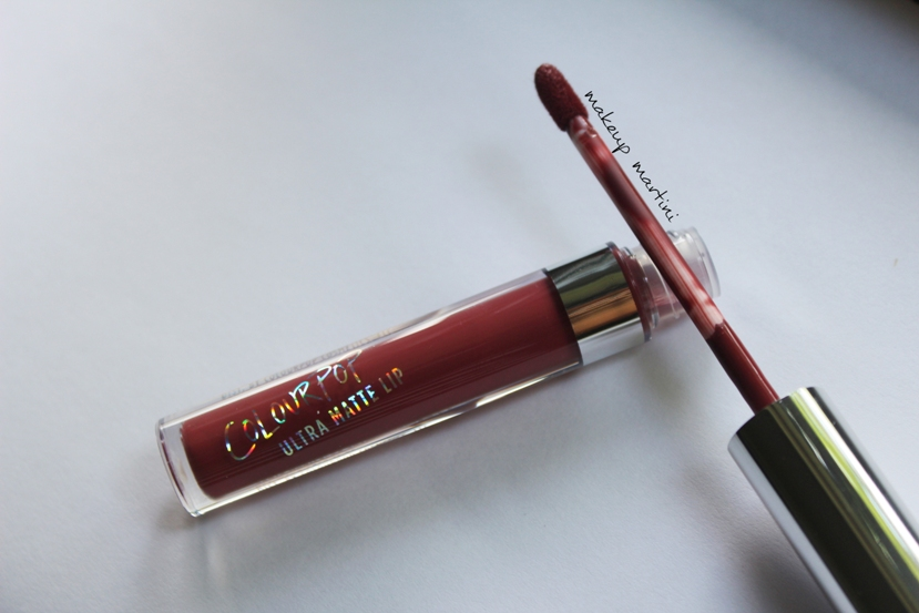 Colourpop Ultra Matte Tulle review
