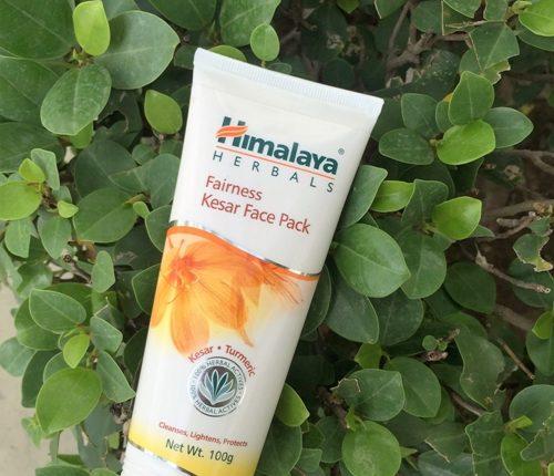 Himalaya Herbal Kesar Pack Review