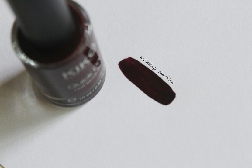 Kiko Milano Quick Dry Nail Lacquer 812 Review and Swatches