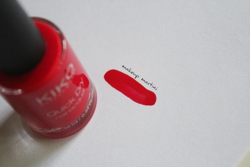 Kiko Milano 824 Nail Polish Review and Swatch