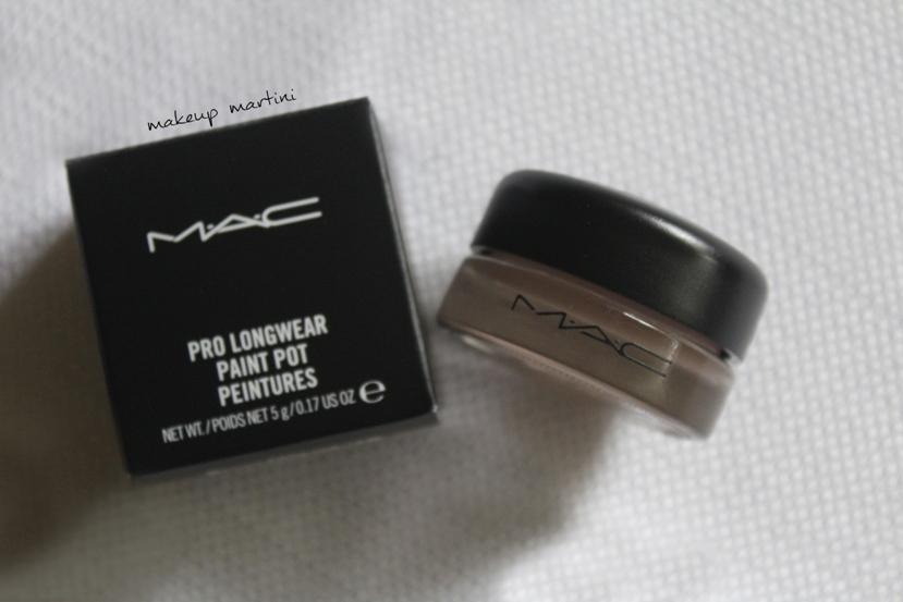 MAC Pro Longwear Painterly Paint Pot Review