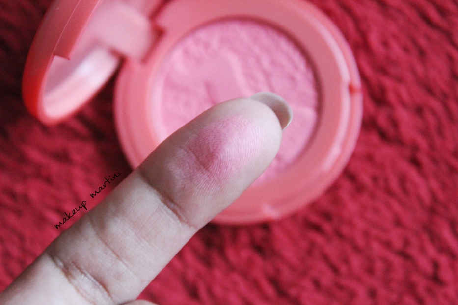 Tarte Amazonian Clay Epic Blush Review and swatch