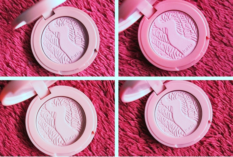 Tarte At First Blush Set Review