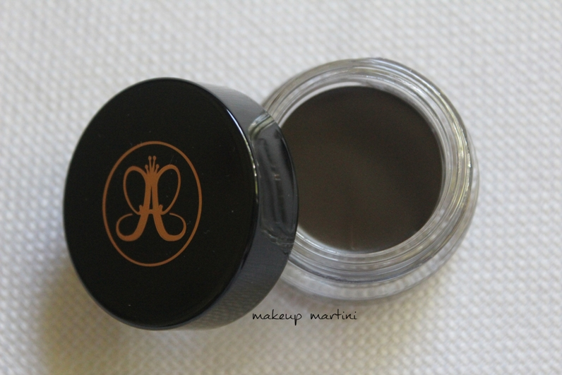 Anastasia Beverly Hills Dipbrow Pomade Review and swatch