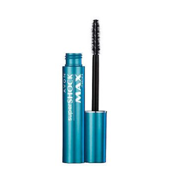 Budget Mascara in India: Avon Super Shock Max Waterproof Mascara