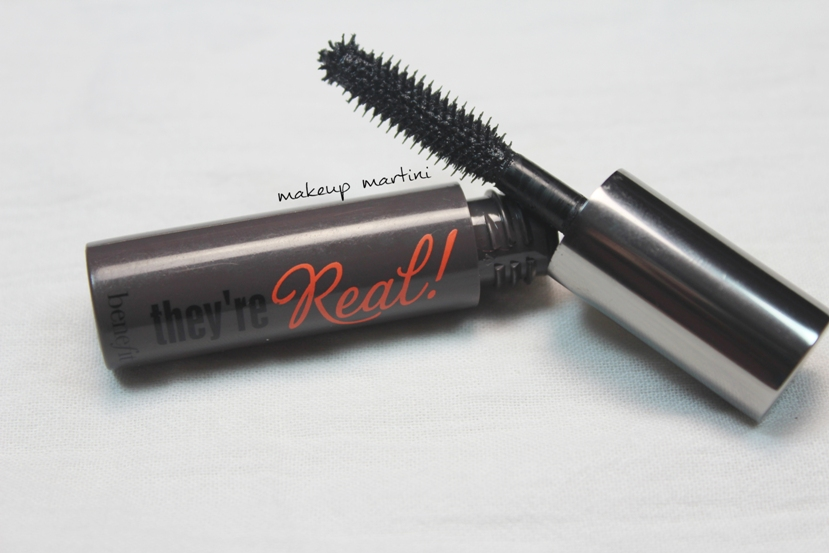 They're Real Mascara Review Benefit