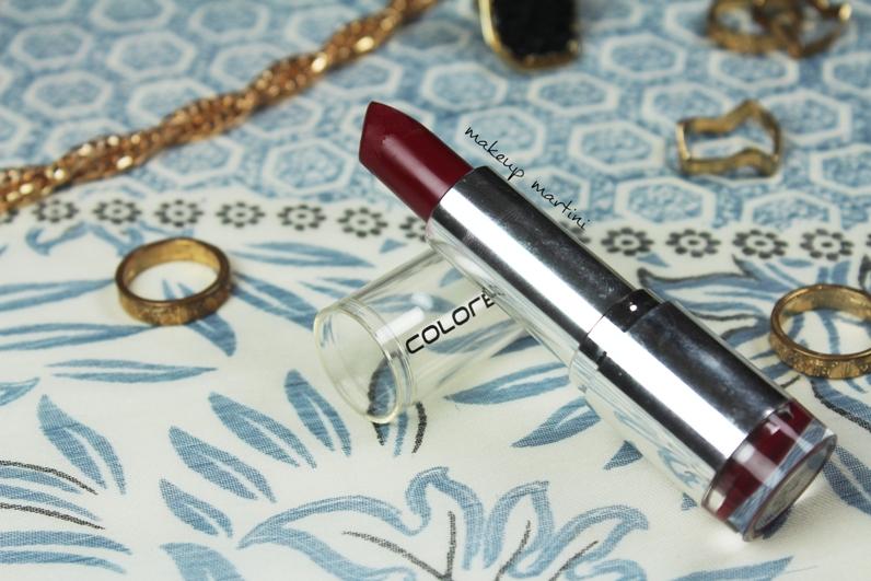 Colorbar Blush Lipstick Review