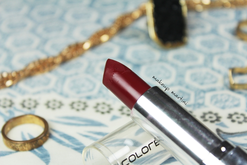 Colorbar Blush Lipstick Review and Swatch